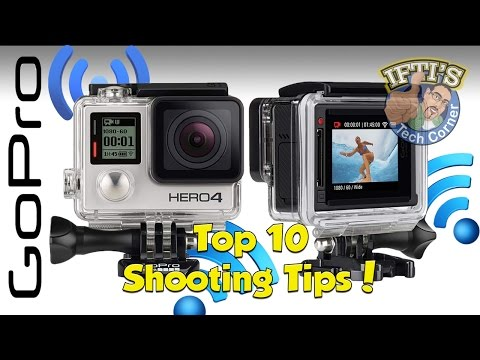 Top 10 Shooting Tips for Filming with a...