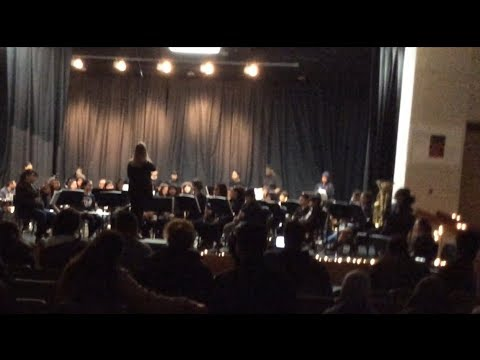 Lovonya DeJean Middle School Bands Winter 2019 Concert Highlights