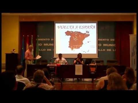 Belén López y Domingo Sanchez hablan sobre ciclismo