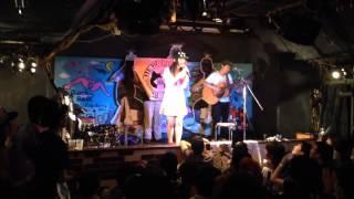 大森靖子、ソフテロ with おすぎ「primal.」 at 新宿ロフトプラスワン 2014/8/9