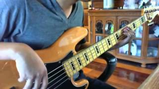 MILD - SAYONARA (ซาโยนาระ) [Bass cover]