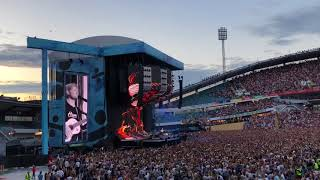 Ed Sheeran - Sing, Live @Ullevi, Gothenburg, Sweden