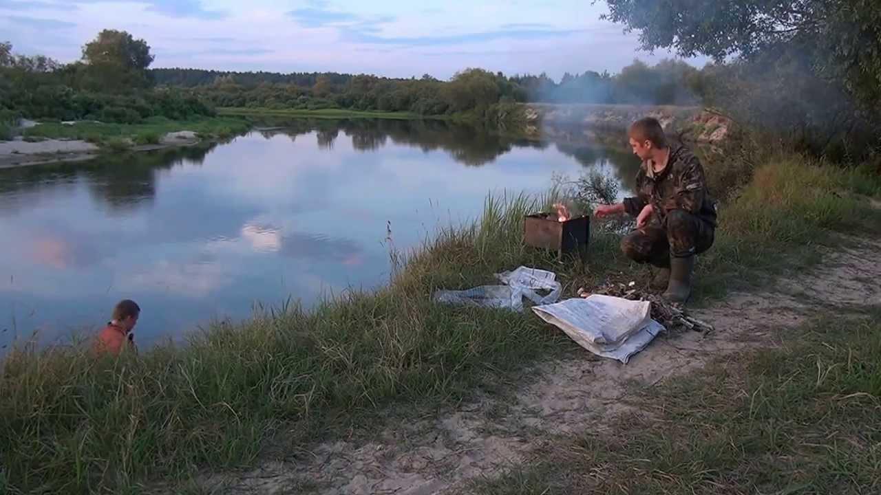 Рыбалка на реке Ипуть