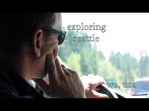 Exploring Seattle, WA, USA