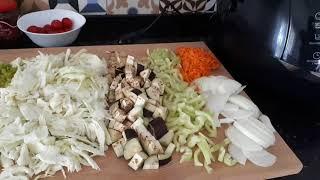 Что я готовлю , когда одна !