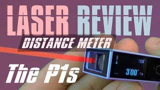 P1s Laser Measuring Device Review