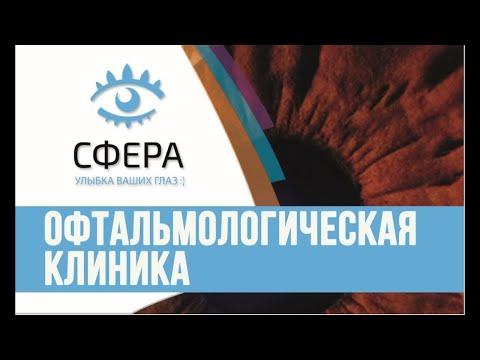 🔴 Лучшая глазная клиника в Москве. Клиника профессора Эскиной Сфера.