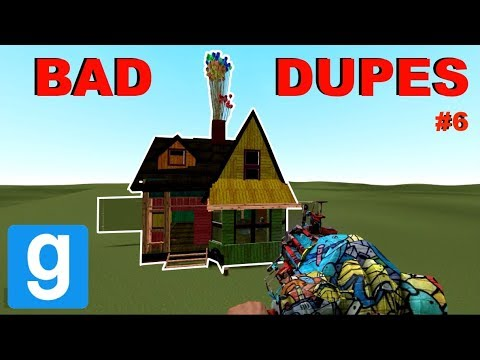 THE WORST DUPES POSSIBLE #6 - Garry's mod Sandbox