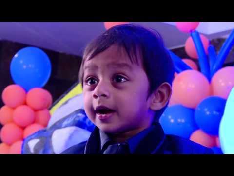 Aarush 1st BIRTHDAY Celebration / Full Video / aicaevents.com
