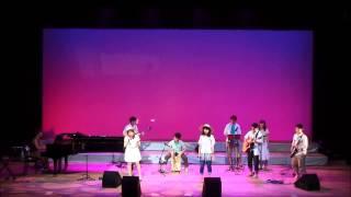 2014.06.15に行われた 大分大学交歓祭での単独演奏です.