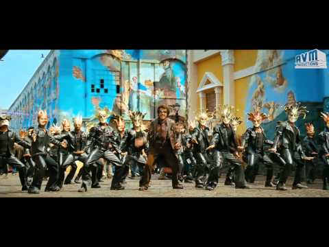 Adhiradee Song Sivaji The Boss Hd