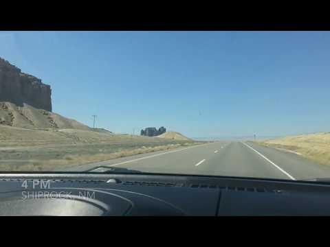 Day 2 - Albuquerque, Four Corners, & Tuba City, AZ