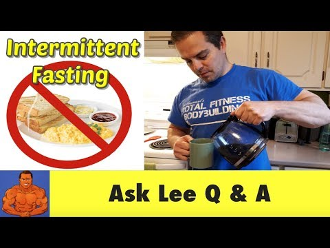 My Opinion on Intermittent Fasting the PROS and CONS