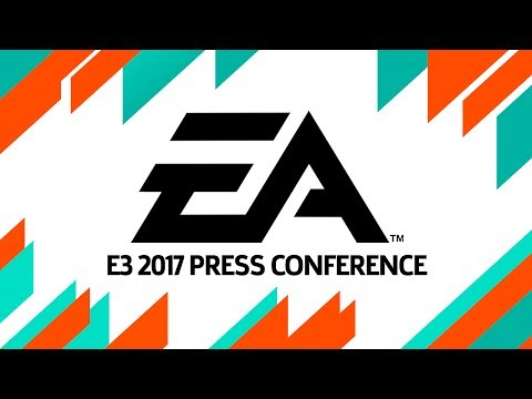E3 2017: EA Play Press Conference [Full Livestream and Pre-show]