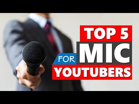 Top 5 Mic for YouTubers