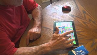 Angry Grandpa's ADDICTED To Candy Crush Saga!
