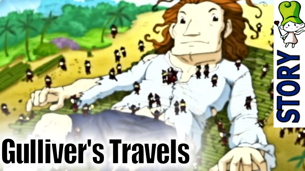 gullivers travels short summary