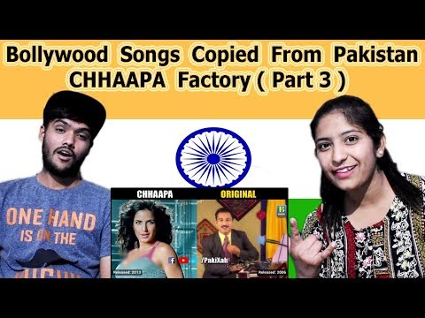 Indian reaction on Bollywood Songs Copied From Pakistan | Part 3 | Swaggy d
