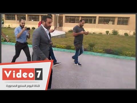 اليوم السابع :حازم إمام يحرص على حضور الجمعية العمومية الطارئة للجنة الأوليمبية