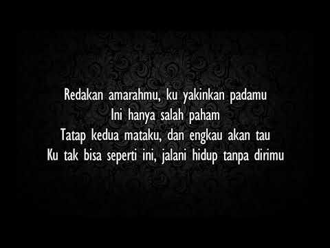 D'Masiv - Salah Paham (lirik)
