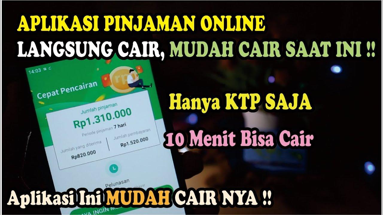 Aplikasi Pinjaman Online Lansung Cair Hanya Ktp Tanpa Slip Gaji