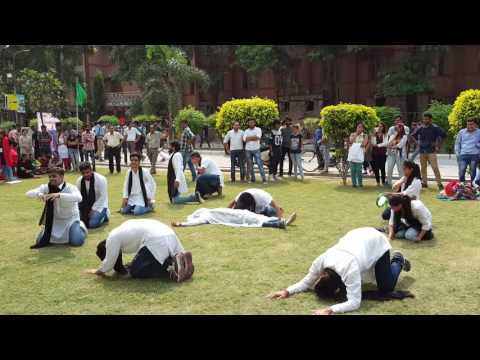 One of the best nukkad natak on social issues .