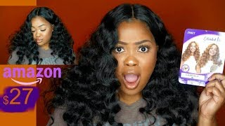 $27 Amazon Wig | Janet Collection Gabriela Video