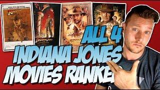 Best Indiana Jones Movies Series
