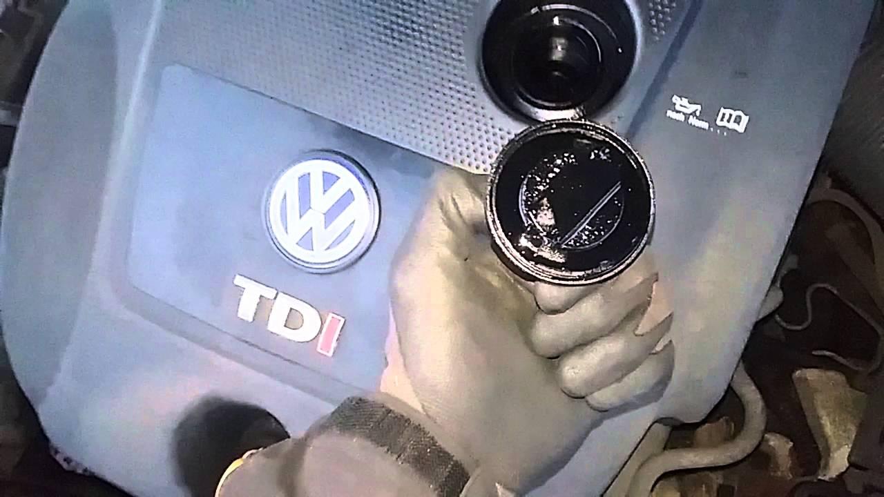 Контрактный двигатель Volkswagen (Фольксваген) 1.9 ATD/AXR | Где купить? | Тест мотора