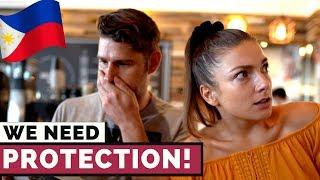 We need PROTECTION! Manila Vlog