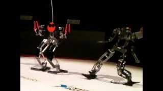 ROBO-ONE 20 (1st Stage) Kurou-2gou vs Gargoil-mini