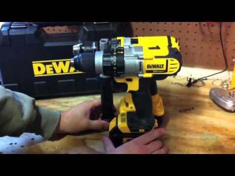 DeWALT 20V Max Premium Drill DCD980L2 and DCD780C2 Compact drill - Review