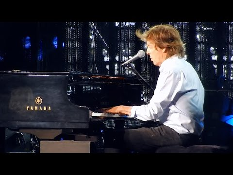 Paul McCartney - Golden Slumbers/Carry That Weight/The End - Summerfest 2016 - Milwaukee, WI