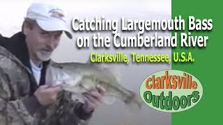 Fishing at Clarksville, Tennessee