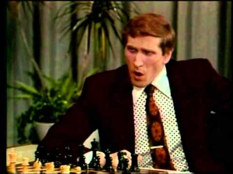 Bobby Fischer Meets Bob Hope -- Hilarious!