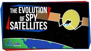 The Evolution of Spy Satellites