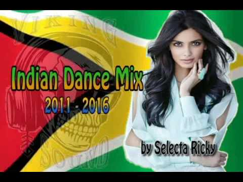 Indian Dance Mix (2011 - 2016)