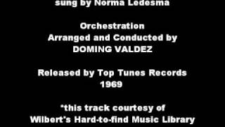 Norma Ledesma - Yesterday I Heard The Rain