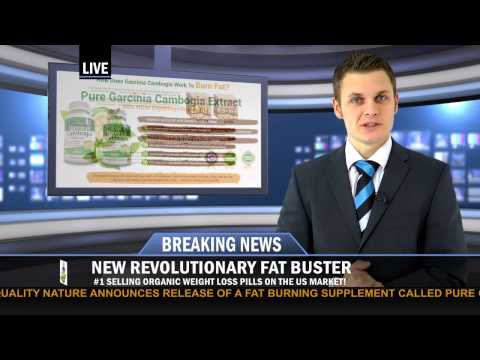 Live News Report - New Organic Fat Buster on the US Market!