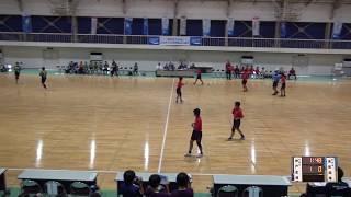 5日 ハンドボール女子 福島商業高校 神戸星城×高松商業 1回戦