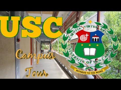 University Of San Carlos - Talamban   Campus Tour   Maistrang Laagan