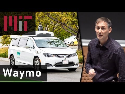 MIT Self-Driving Cars: Sacha Arnoud, Director of Engineering, Waymo