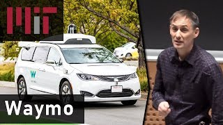 MIT Self-Driving Cars: Sacha Arnoud, Director of Engineering, Waymo thumbnail