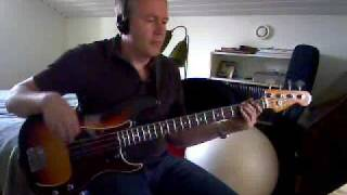 Steely Dan with Chuck Rainey's master bassline.