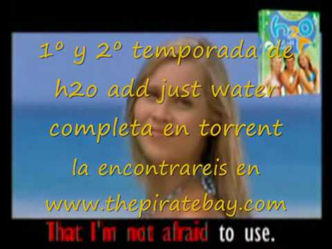 h2o add just water  karaoke la temporada 1 y 2 completas