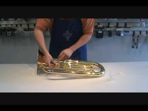 PM Music Baritone or Tuba Care & Maintenance