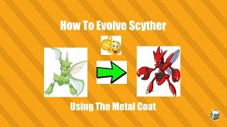 Roblox Pokemon Brick Bronze|| HOW TO EVOLVE SCYTHER TO SCIZOR