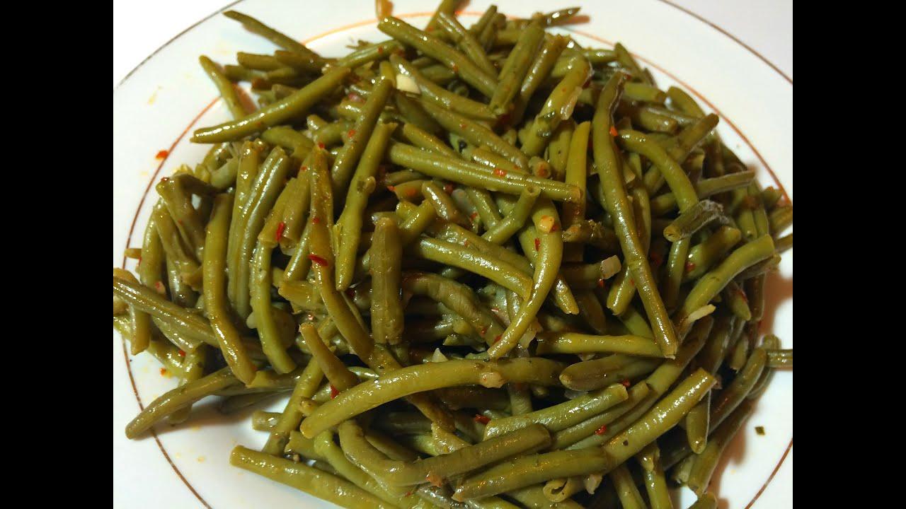 Comment faire des haricots verts recette d licieuse youtube - Comment cuisiner des flageolets ...