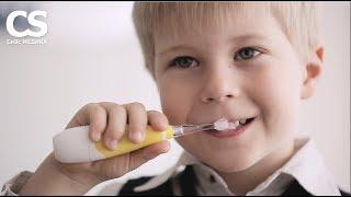 Как выбрать детскую зубную щетку: мнение стоматологов и отзывы детей(, 2017-06-27T09:22:54.000Z)
