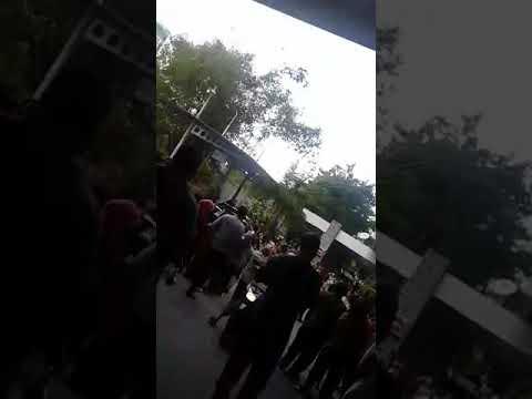 Suasana gempa hari ini di lebak banten